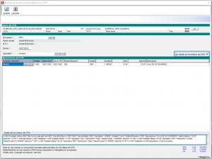 Generación de documento a partir de un CFDI